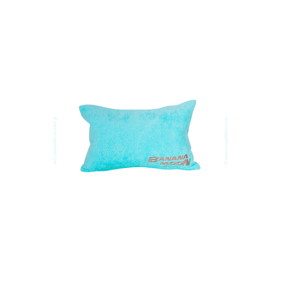 Banana Moon - Coussin gonflable turquoise