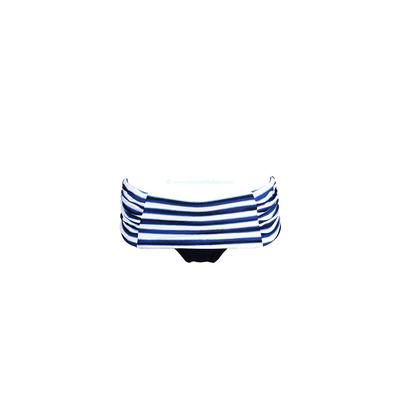 Seafolly - Braga con una banda Seaview estampado marino