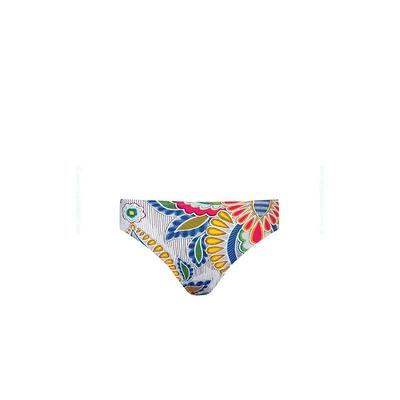 Braga de traje de baño talla alta Mango Tango multicolor