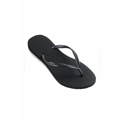 Chanclas Slim negras