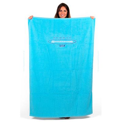 Toalla de Playa Azul Jade Plain Towely - Talla Única