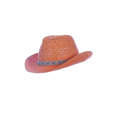 Sombrero de playa Cowboy anaranjado Growlers Hatsy