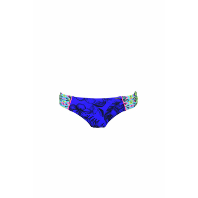 Braga clásica de traje de baño azul Mindanao
