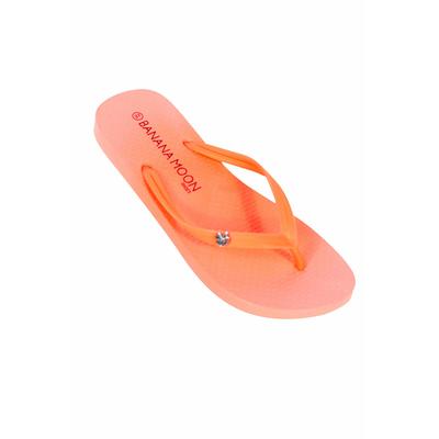 Sandalias rosa coral para mujer Beason