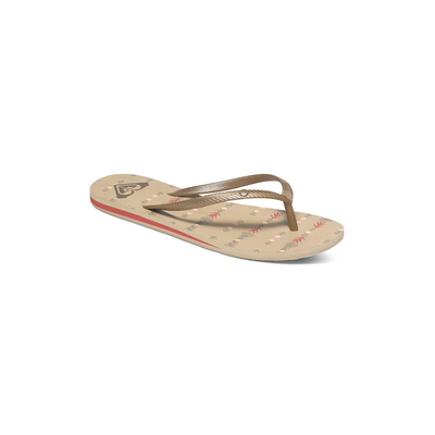 Sandalias beige arena de mujer Bermuda