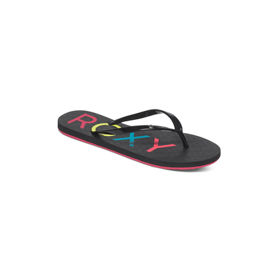 Sandalias negras Sandy de mujer