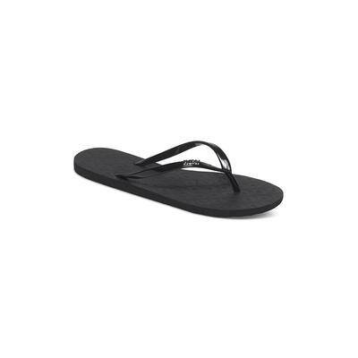 Sandalias negras de mujer Viva
