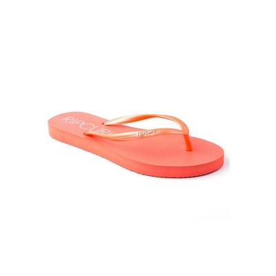 Sandalias de playa Bondi color coral para mujer