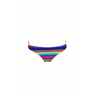 Bikini tanga verde fluo Acapulco (braga)