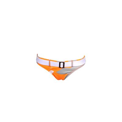 Braguita clásica de traje de baño naranja Kingston