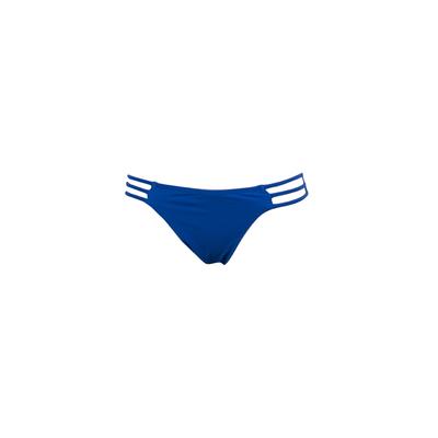 Mon Mini Itsy Bikini azul rey - Bikini tanga a lazos (braga)