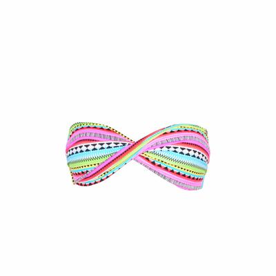 Biquini banda multicolor Hanami (top)