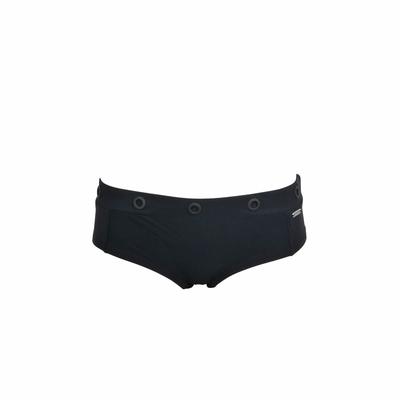 Biquini shorty negro Cookbay