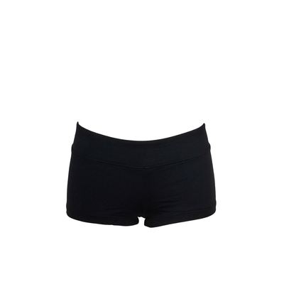 Biquini shorty negro Active (braguita)