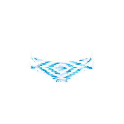 Biquini tanga azul reversible Florence (braga)
