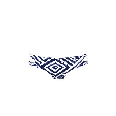 Biquini tanga azul Lupeni (braga)