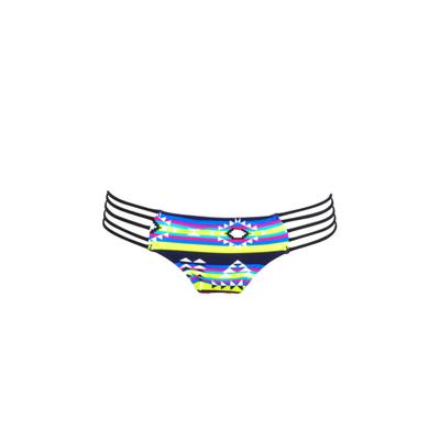 Mon Itsy Bikini Aztèque braguita multicolor