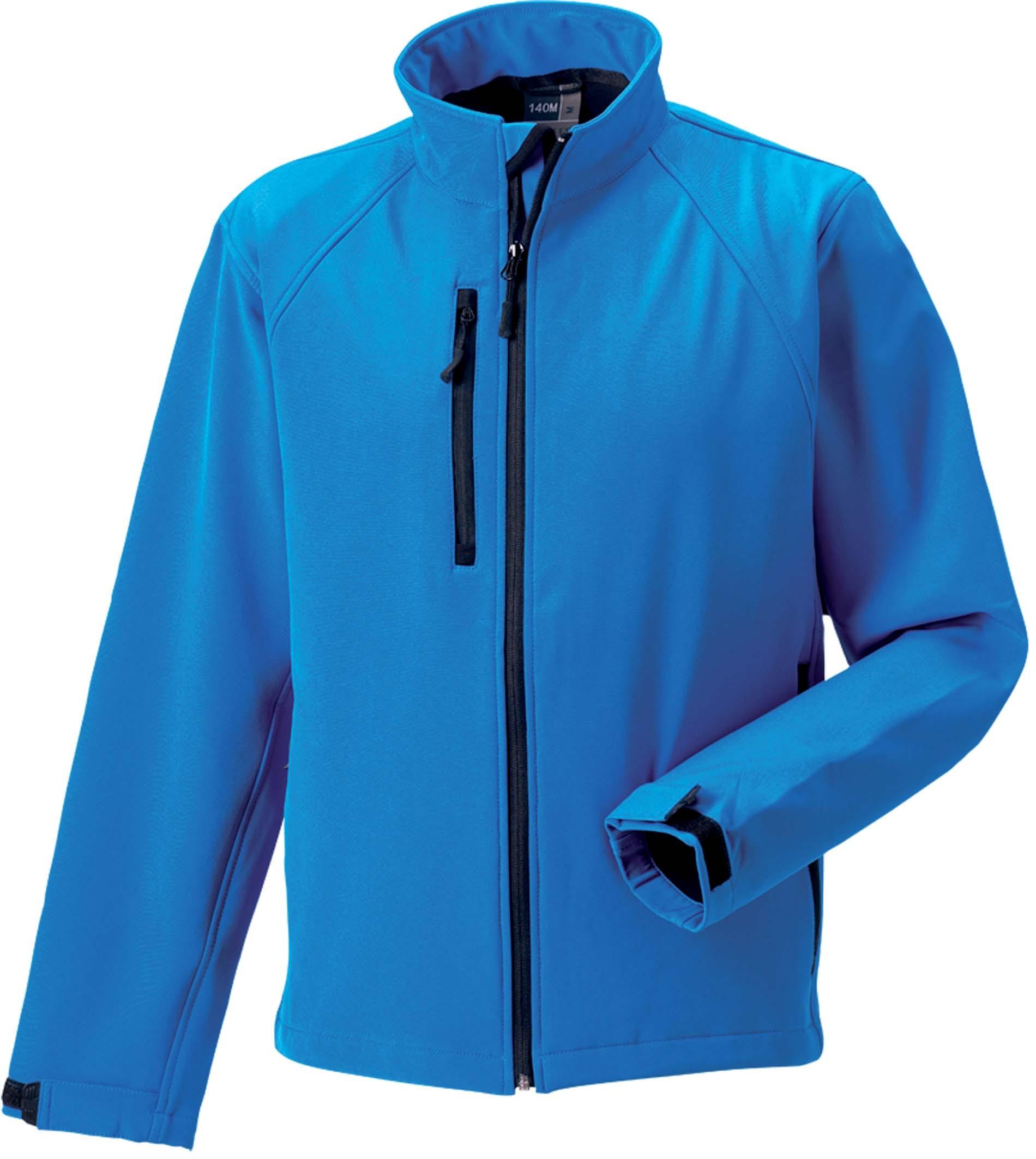 Softshell Destockage Ditexpro Veste Homme Azure Bleu sQrxChdt