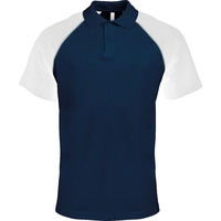 Polo baseball - Homme - K226