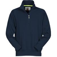 Sweat demi zip - Coton/polyester - Premier prix - Miami