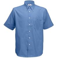 Chemisette homme coupe classique poche poitrine - 65112