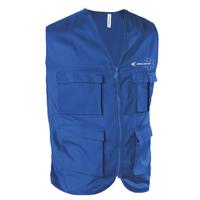 Gilet multi-poches non doublé - K624