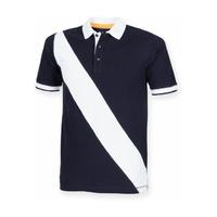 Polo bande diagonale - Homme - FR212