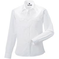 Chemise avec patte de réglage - RU918