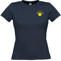Tee shirt uni en coton - Femme - Premier prix - CGTW