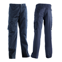 Pantalon multipoches. Déperlant - Homme - HK001