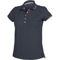 Polo liseré et bicolore - Femme - K252