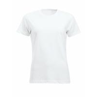 Tee shirt pré-rétréci en coton peigné - Manches courtes - 029361