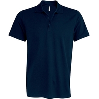 Polo - Manches courtes - Homme - Marine