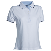 Polo jersey avec liseré - Femme - Leeds