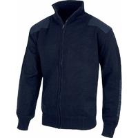 Veste - Pull entierement zippé - Marine