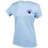 Tee shirt uni en coton - Qualité supérieure - Femme - K380