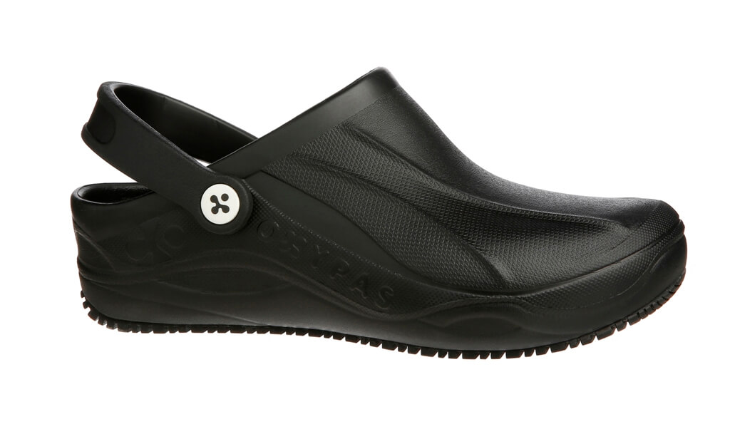 Oxypas Eva Hopital Sabot médical pas noir Chaussures SRC cher wxqzRFE8q