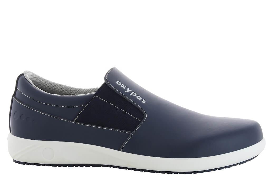 Chaussures de travail en cuir pour Homme Homme Homme Oxypas Chaussures e042af