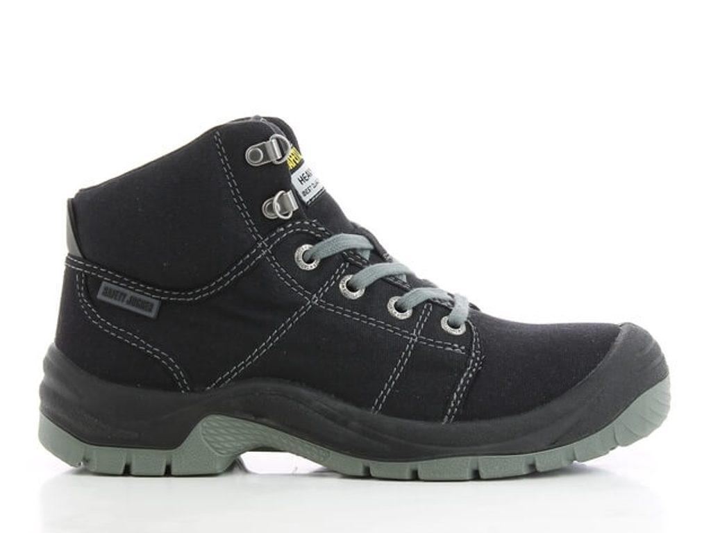 nouveau concept 4158d 68b08 Chaussures de sécurité homme ultra legere Safety Jogger Desert noir S1P SRC