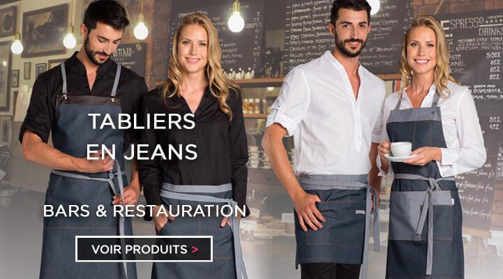 Vêtements de travail en Jeans