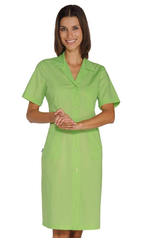 blouse de travail femme vert pomme. Black Bedroom Furniture Sets. Home Design Ideas