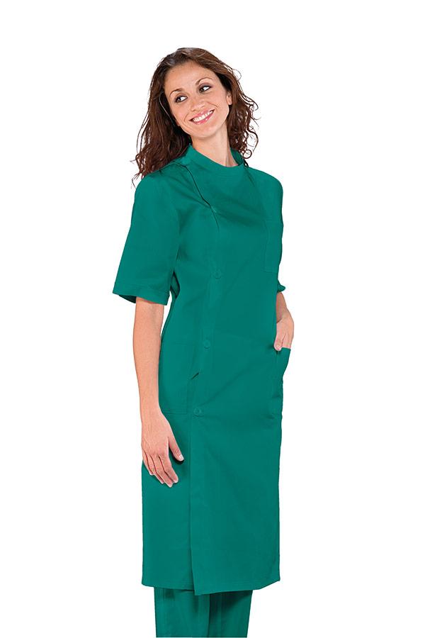 blouse verte dentiste femme. Black Bedroom Furniture Sets. Home Design Ideas