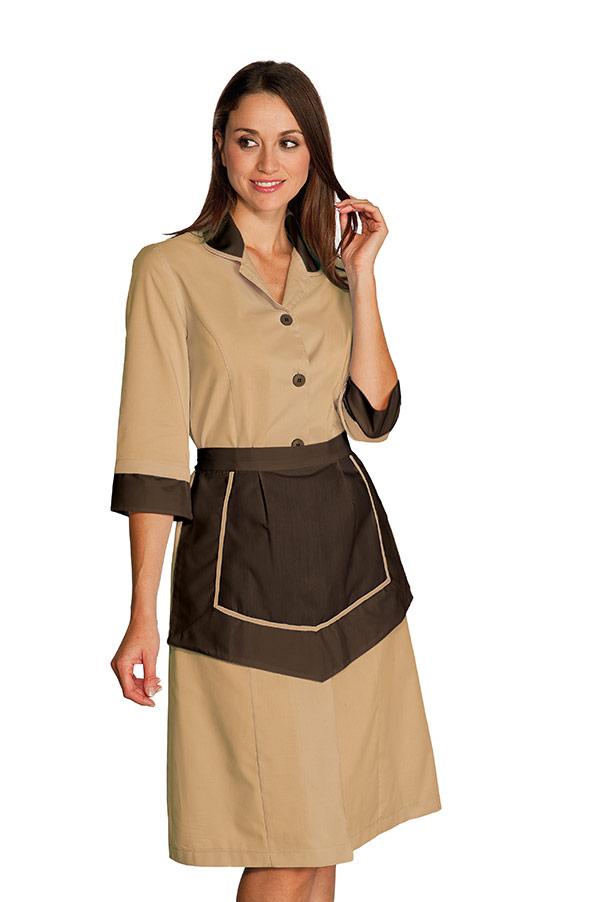 Blouse et tablier scarf blouse top - Tabliers blouse et torchons de cuisine ...