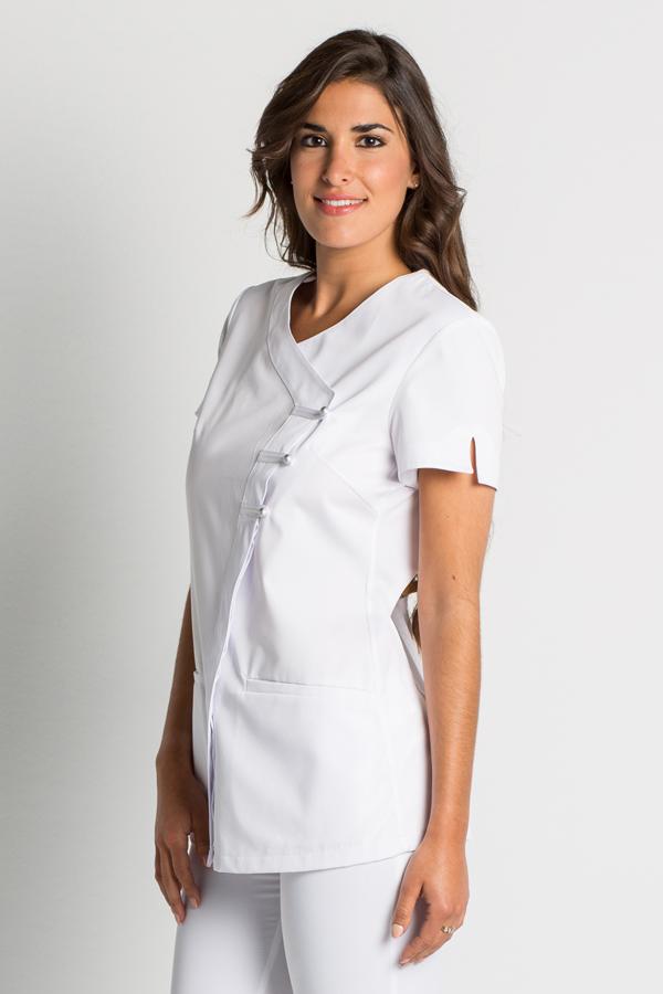 nouveau produit 9503b cdcc1 blouse femme esthetique,tunique esthetique femme selena ...
