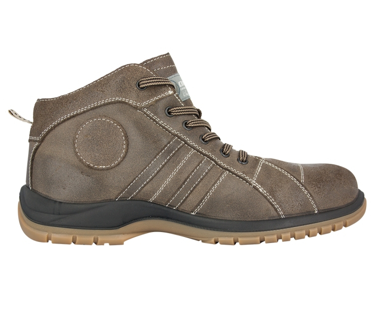 Chaussure de s curit lacets montante s3 src charles - Chaussure de securite montante ...