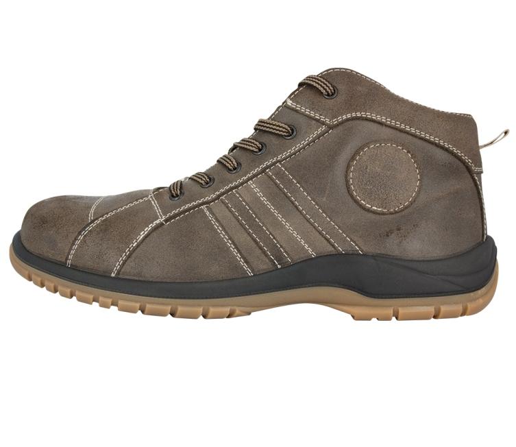 Chaussure de s curit lacets montante s3 src charles nordways - Chaussure de securite montante ...