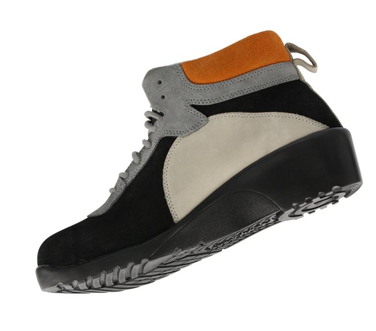 tout neuf 25249 16722 chaussure de securite femme a talon compense,chaussure de s ...