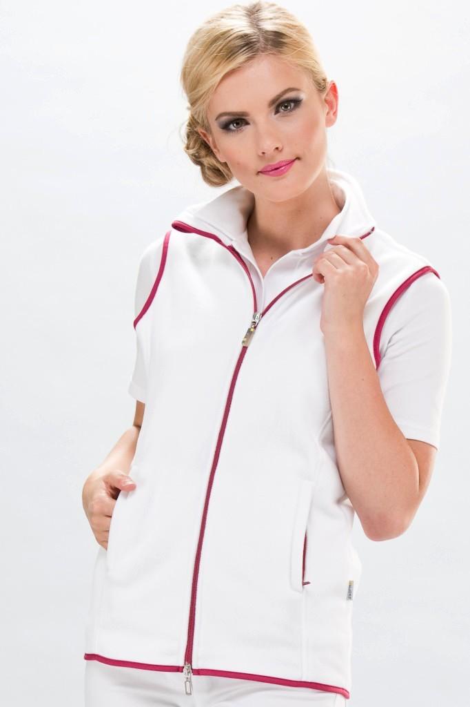 Veste blanche infirmiere