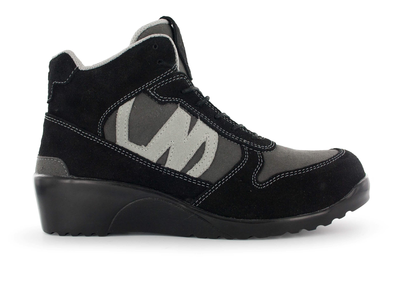 Chaussure de s curit dame montante s3 src nordways - Chaussure de securite montante ...