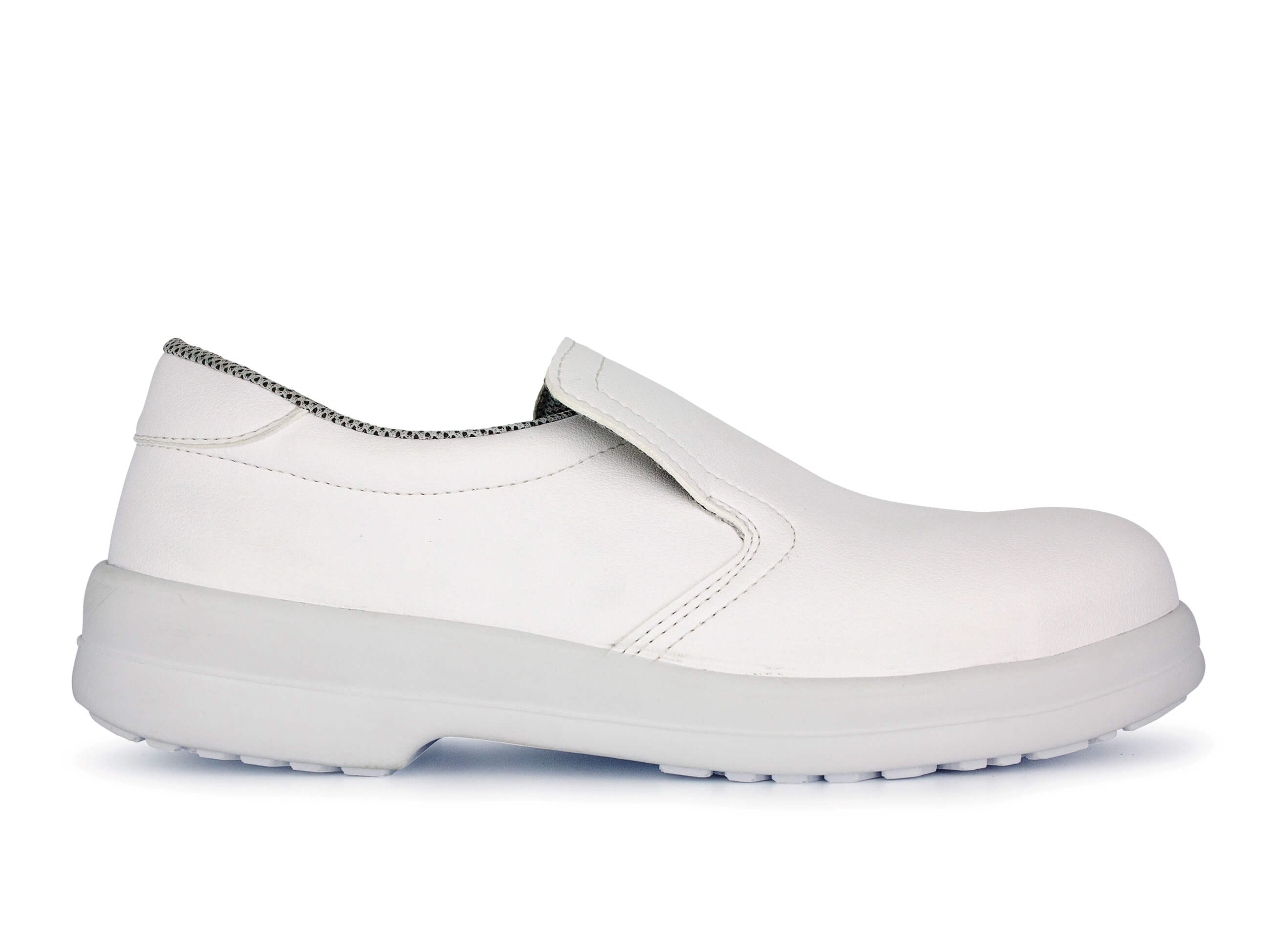 CHAUSSURE AGROALIMENTAIRE TED S2 BLANC profil - NORDWAYS. Chargement du zoom f5d35c1d24ea